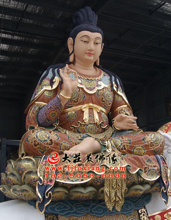 普贤菩萨坐骑白象塑像