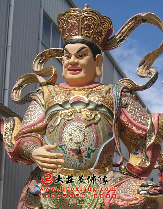四大天王——东方持国天王