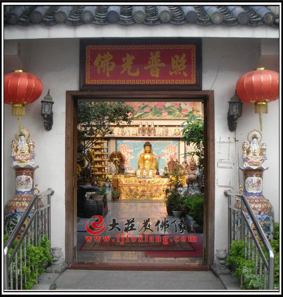 广州光孝寺佛像