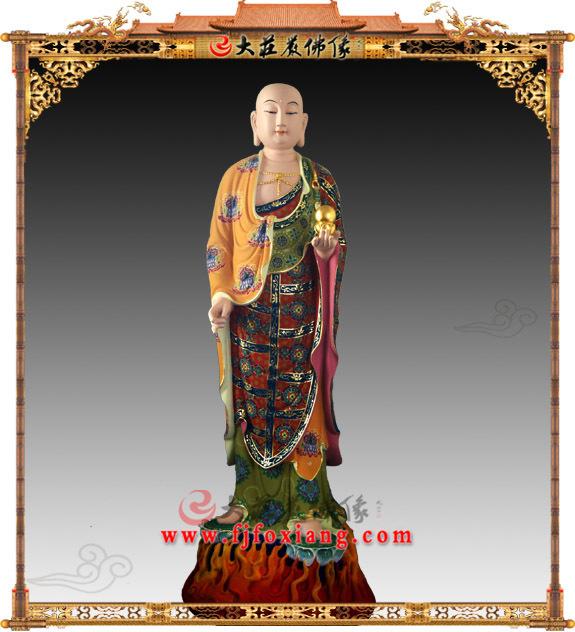 地藏王菩萨家供佛像