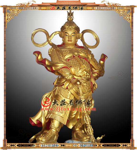 韦陀护法神