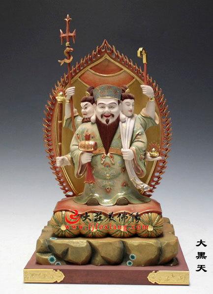 大黑天日本佛像