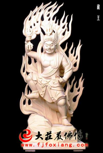 藏王権现日本佛像