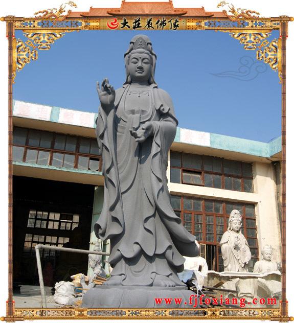 18米观音-龙云寺