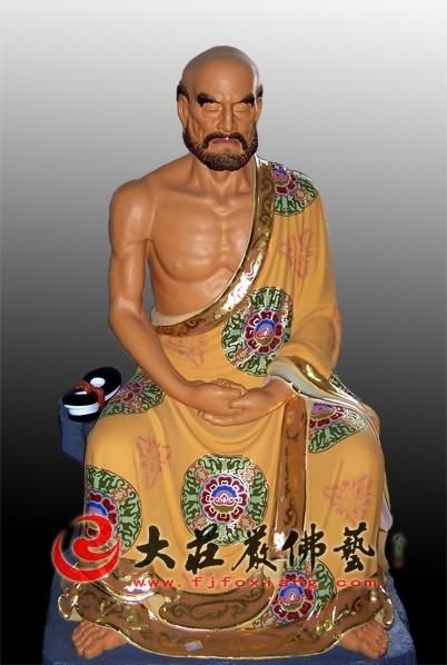 十八罗汉之菩提达摩尊者