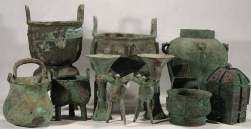 寿张考古发现之西周早期燕国之铜器列表