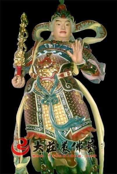 韦驮菩萨佛像与韦驮信仰的起源是如何形成的?