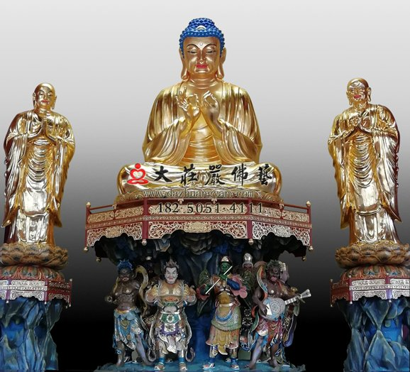  福建莆田哪里有佛像厂家可以一对一定制佛像?