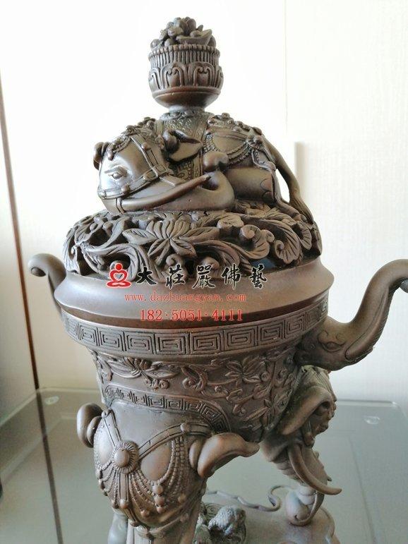 寺院香炉选择什么材质的?不同材质寺院香炉优劣分析