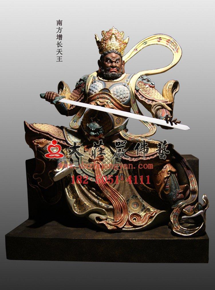 铜雕四大天王佛像的价格由什么决定?如何选择铜雕四大天王佛像?