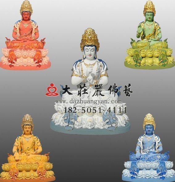 五方佛铜雕佛像哪里可以定制?