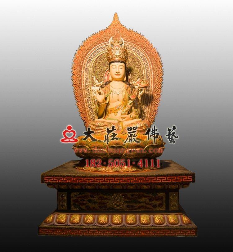 观世音菩萨佛像