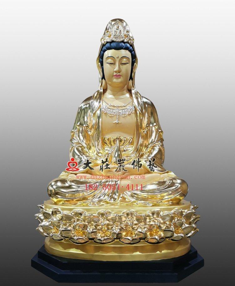 广东哪里有供奉观音菩萨像?要朝拜观世音菩萨去广东哪个地方?