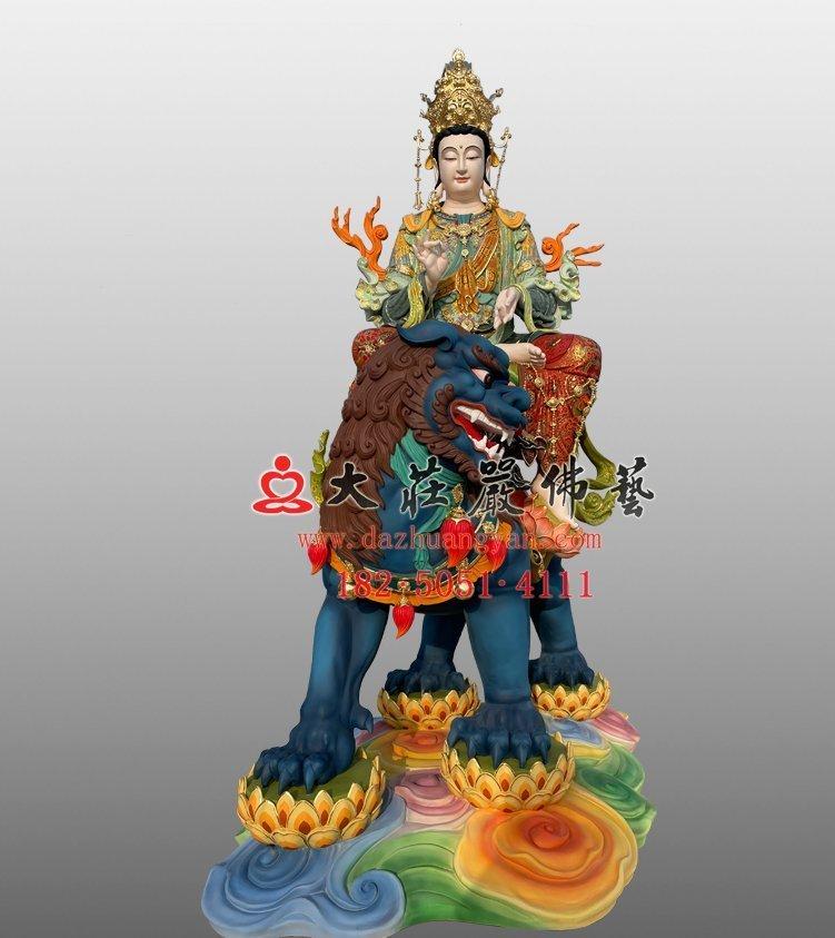江西哪些寺廟有供奉文殊菩薩?要去朝拜文殊菩薩該去江西哪座寺廟?
