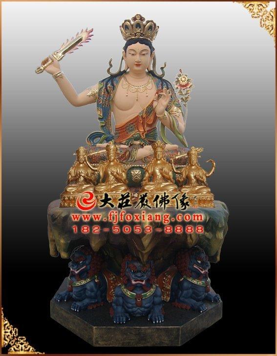 湖南哪些寺廟有供奉文殊菩薩?要去朝拜文殊菩薩該去湖南哪座寺廟?