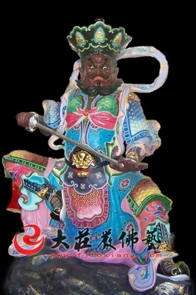 四大天王-南方增长天王