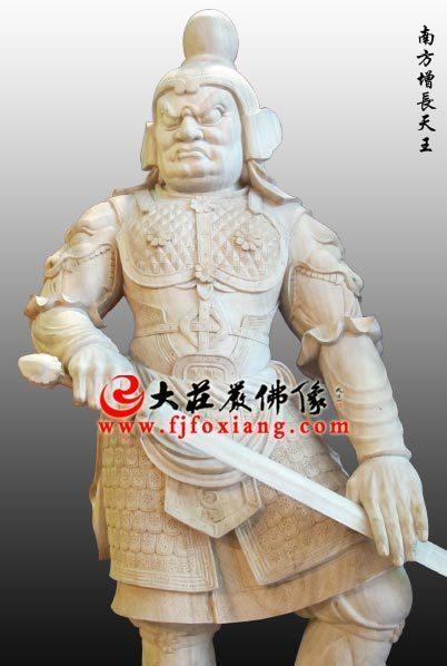 日本佛像,四大天王之增长天王