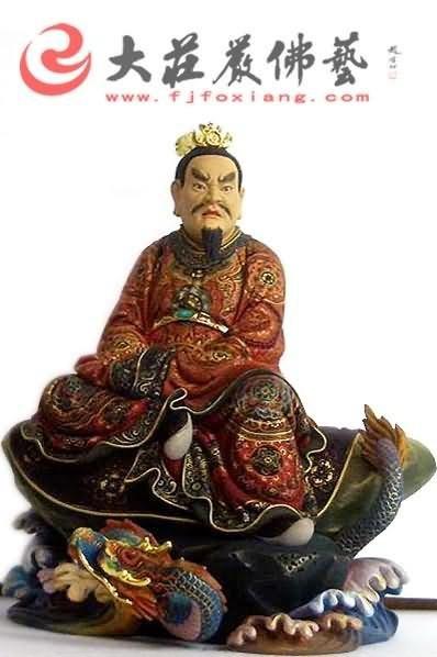 德叉迦龙王