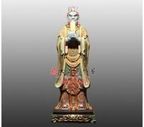 四海龙王塑像 东海龙王 南海龙王 西海龙王 北海龙王龙王神像雕塑定制