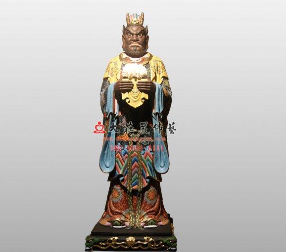 西海龙王敖闰 四海龙王 龙王神像