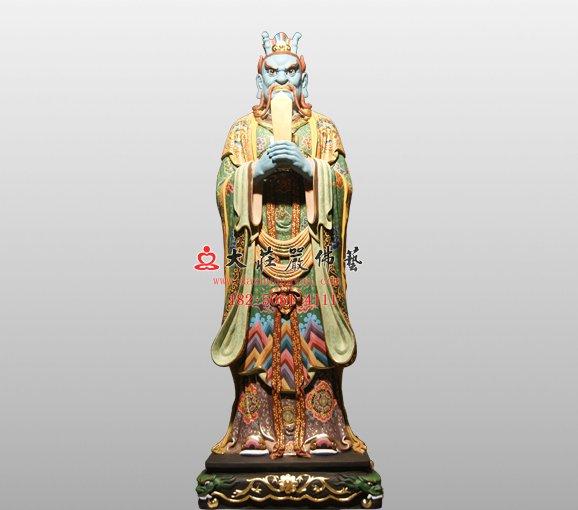 东海龙王 四海龙王神像