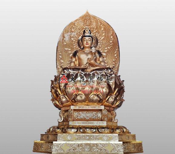 日光菩萨 东方三圣佛像