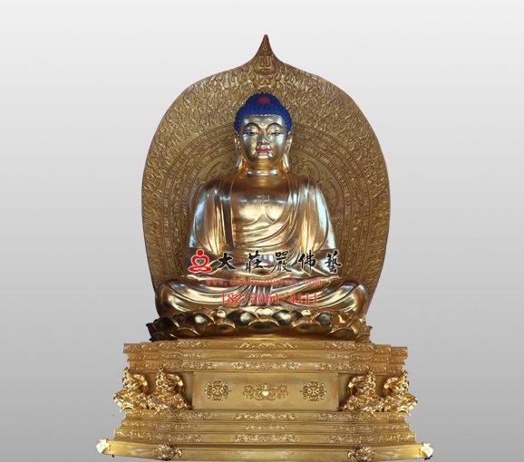释迦牟尼佛 佛陀 佛祖 佛像雕塑